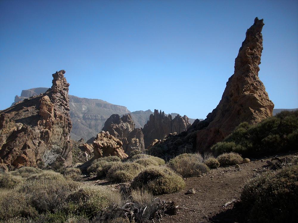 Around El Teide