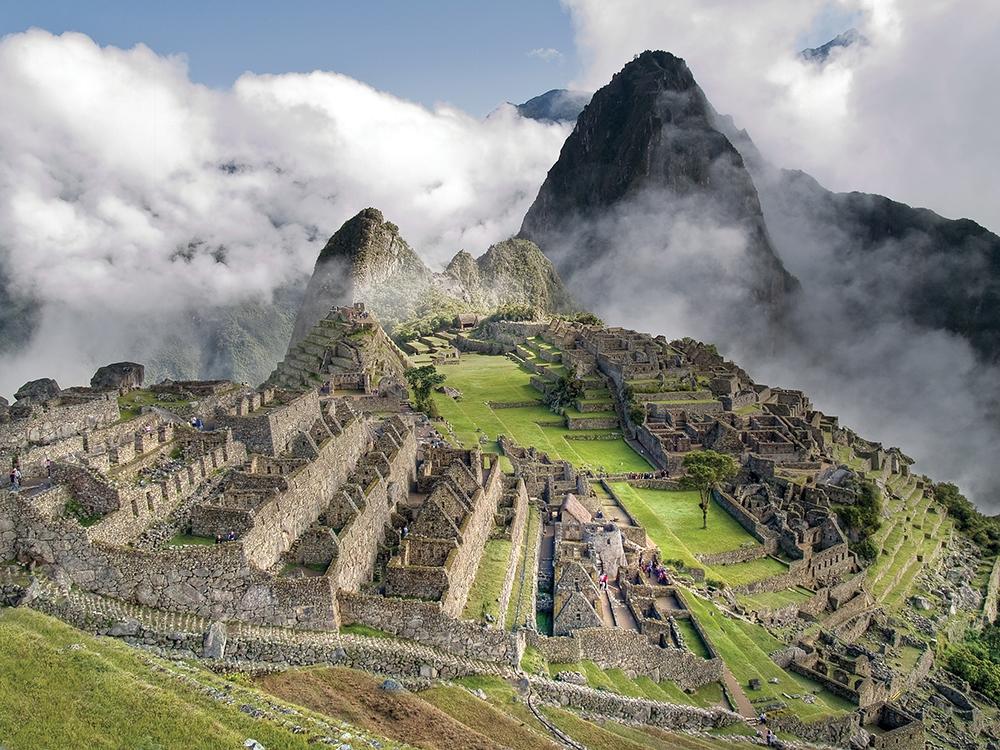 Magnificent Machu Picchu