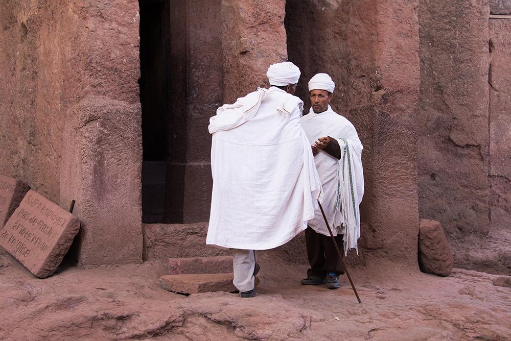 Priests of Lalibela