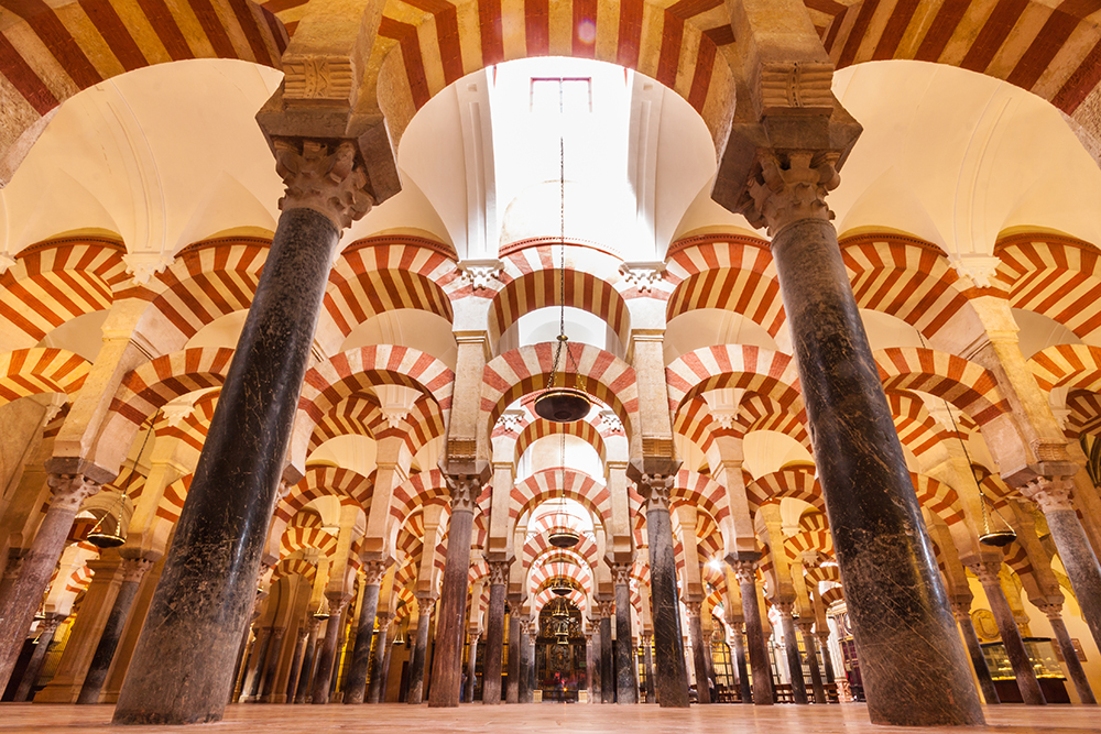 Incredible designs of Great Mosque Cordoba
