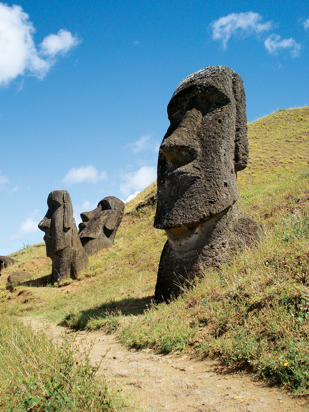Extend your trip with a visit to Easter Island