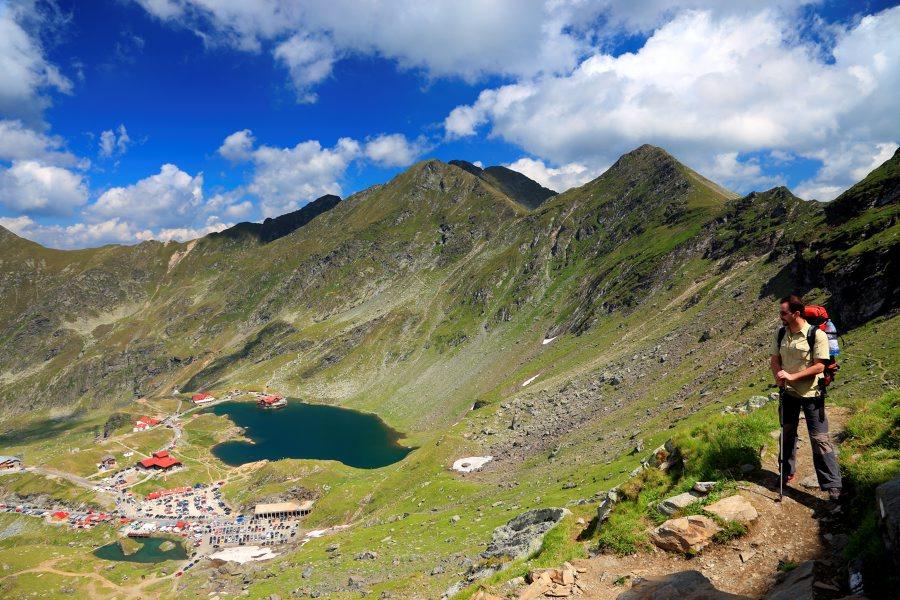 Transylvanian Alps trekking