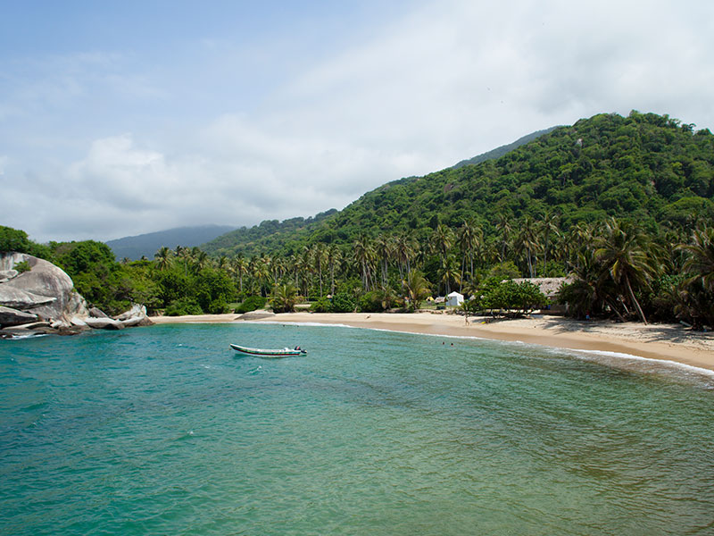 Extend your trip in Tayrona National Park