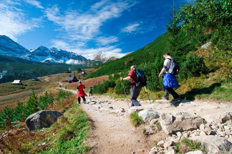 Tatra Mountains Poland Walking