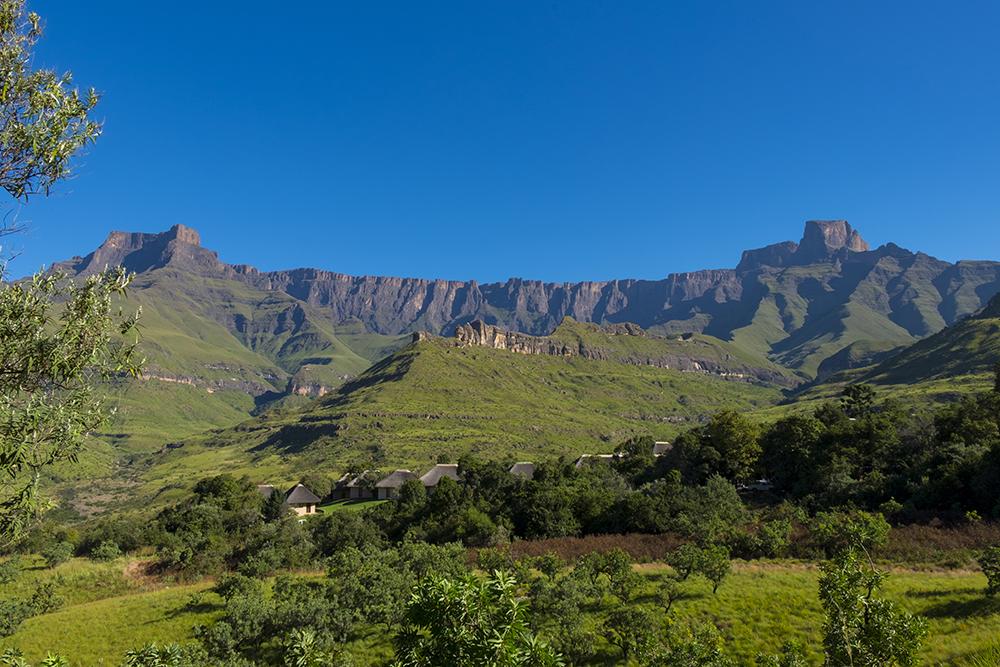 Drakensberg ampitheatre